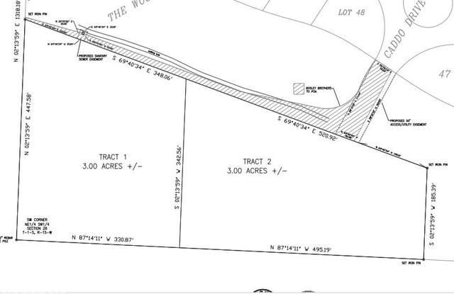 1 Caddo Drive, Benton, AR 72019 (MLS #20034777) :: United Country Real Estate