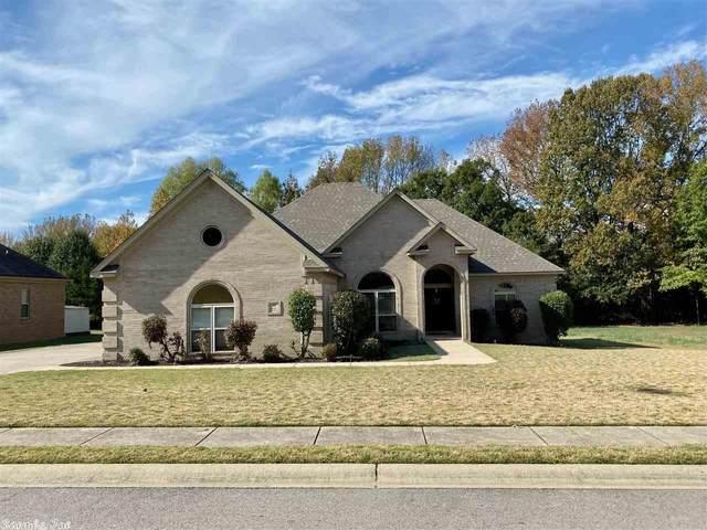 45 Shadow Creek, Austin, AR 72007 (MLS #20034853) :: United Country Real Estate