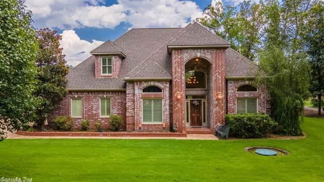 1 Vista Lane, Hot Springs Vill., AR 71909 (MLS #20035022) :: United Country Real Estate