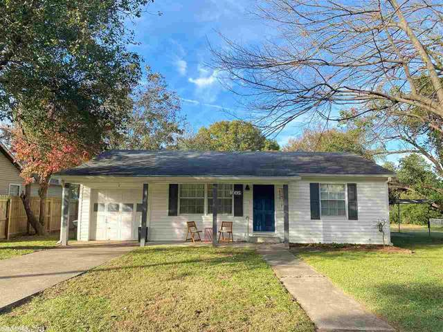 1005 E 32nd, Texarkana, AR 71854 (MLS #20035222) :: United Country Real Estate