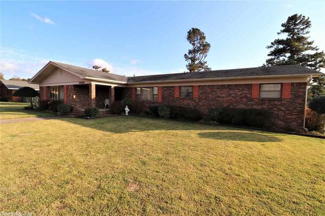 1405 Park, Malvern, AR 72104 (MLS #20035345) :: United Country Real Estate