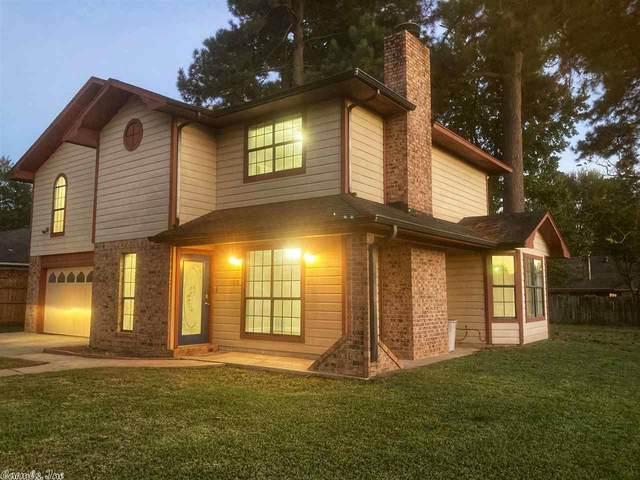 203 Larkspur, Texarkana, TX 75501 (MLS #20035403) :: United Country Real Estate