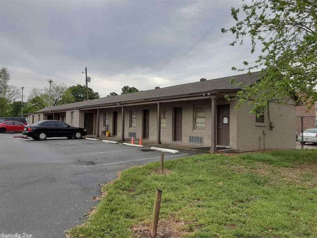 Apartments, North Little Rock, AR 72117 (MLS #20035424) :: United Country Real Estate