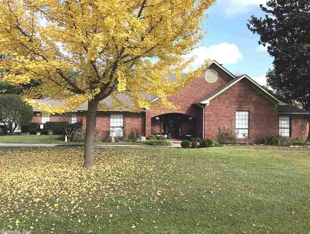 6627 Lakeridge Dr., Texarkana, TX 75503 (MLS #20035670) :: United Country Real Estate
