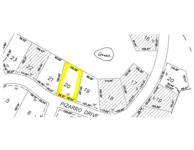 12 Pizarro, Hot Springs Village, AR 71909 (MLS #20035672) :: United Country Real Estate