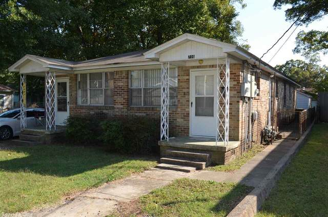 714 W 21 St. Street, North Little Rock, AR 72114 (MLS #20035730) :: United Country Real Estate