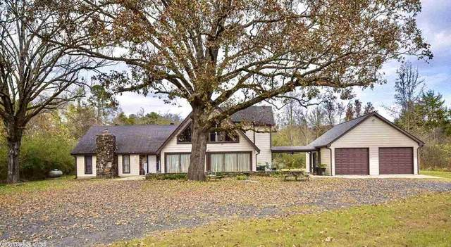 4042 Hwy 8 West, Mena, AR 71953 (MLS #20035732) :: United Country Real Estate