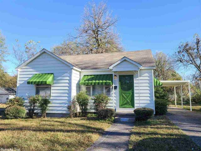 4817 Rogers, North Little Rock, AR 72117 (MLS #20035831) :: United Country Real Estate