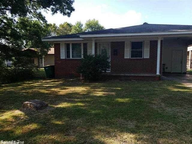 413 W 21ST, North Little Rock, AR 72114 (MLS #20035969) :: United Country Real Estate