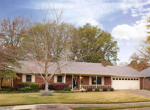 901 Heather, Conway, AR 72034 (MLS #20036244) :: United Country Real Estate