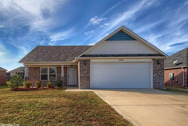 5901 Little Elm, North Little Rock, AR 72117 (MLS #20036380) :: United Country Real Estate