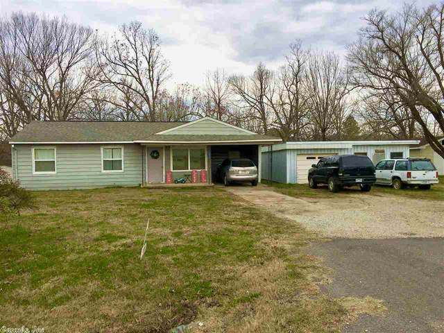 439 S Main, Salem, AR 72576 (MLS #20036602) :: United Country Real Estate