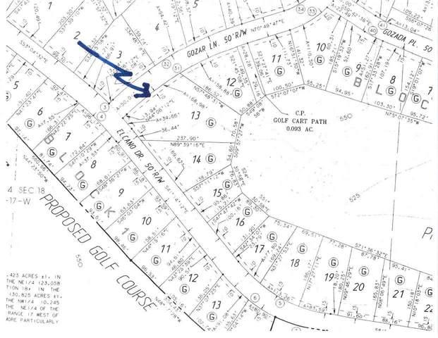 2 Gozar, Hot Springs Village, AR 71909 (MLS #20036843) :: United Country Real Estate