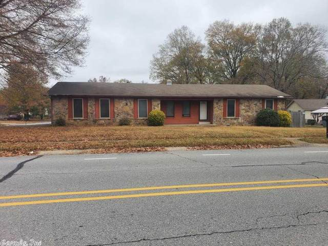 216 Stonewall, Jacksonville, AR 72076 (MLS #20037298) :: The Angel Group