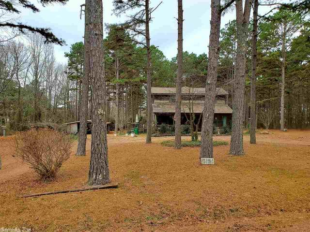 35 Eagle Point, Quitman, AR 72131 (MLS #20037962) :: United Country Real Estate