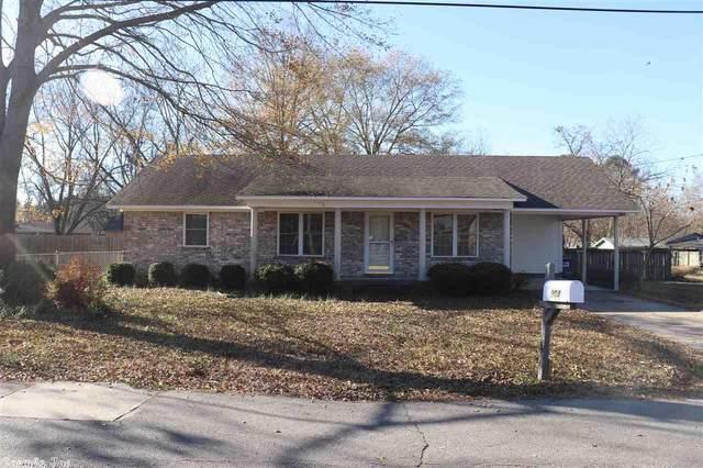 903 N Fir, Beebe, AR 72012 (MLS #20038031) :: United Country Real Estate