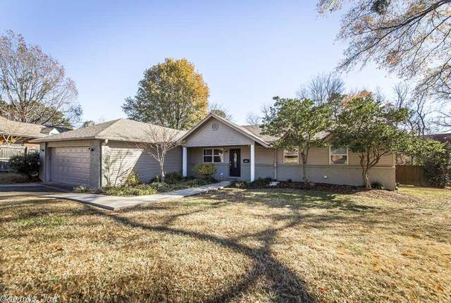 10601 Yosemite Valley, Little Rock, AR 72212 (MLS #20038072) :: United Country Real Estate