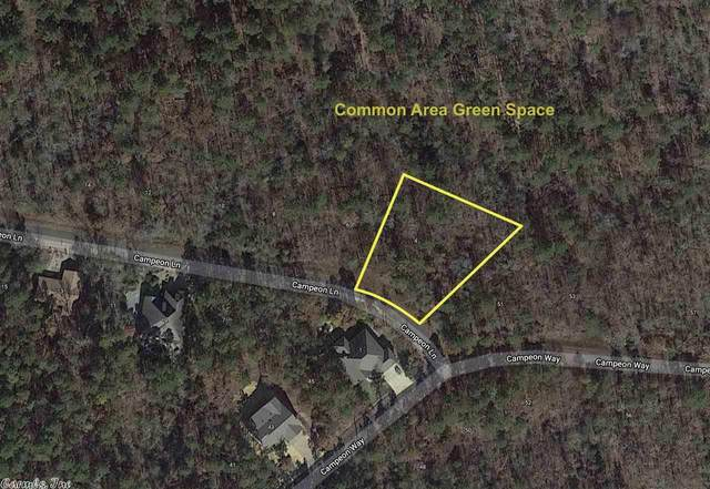 4 Campeon, Hot Springs Village, AR 71909 (MLS #20038173) :: United Country Real Estate