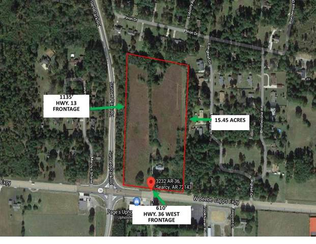 3232 Highway 36 West, Searcy, AR 72143 (MLS #20038261) :: United Country Real Estate