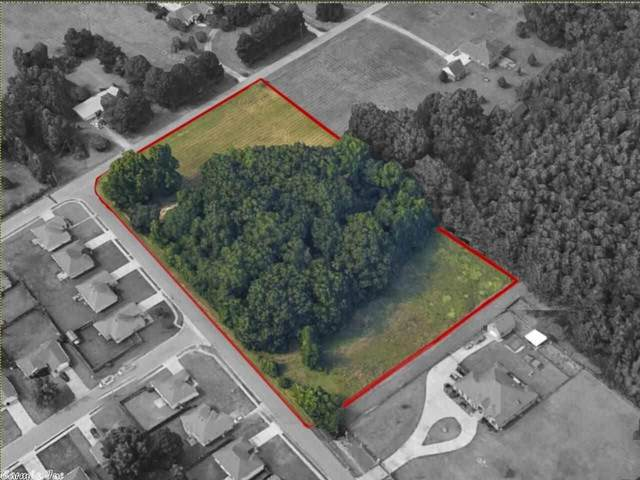 0 W Valentine, Jacksonville, AR 72076 (MLS #20038353) :: United Country Real Estate