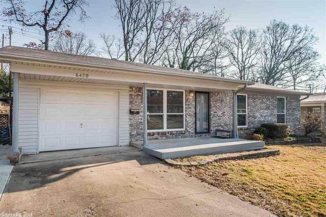 6420 Chippewa, North Little Rock, AR 72116 (MLS #20038433) :: United Country Real Estate