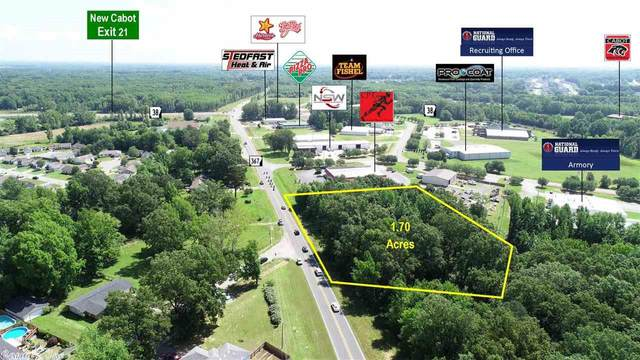 0 N 2nd, Cabot, AR 72023 (MLS #20038512) :: United Country Real Estate