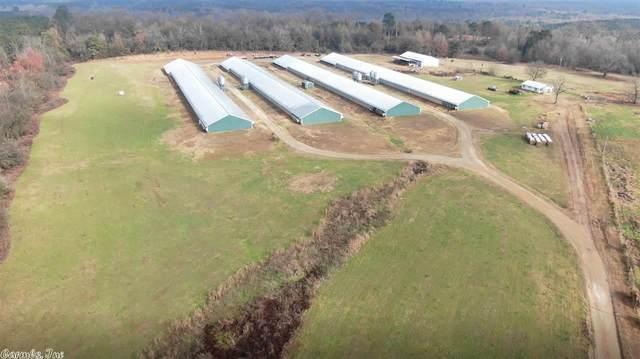 302 Corbell Loop, Lockesburg, AR 71846 (MLS #20038517) :: United Country Real Estate