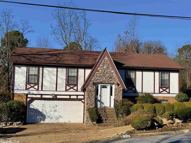 1224 N Shackleford Rd, Little Rock, AR 72211 (MLS #20038775) :: United Country Real Estate