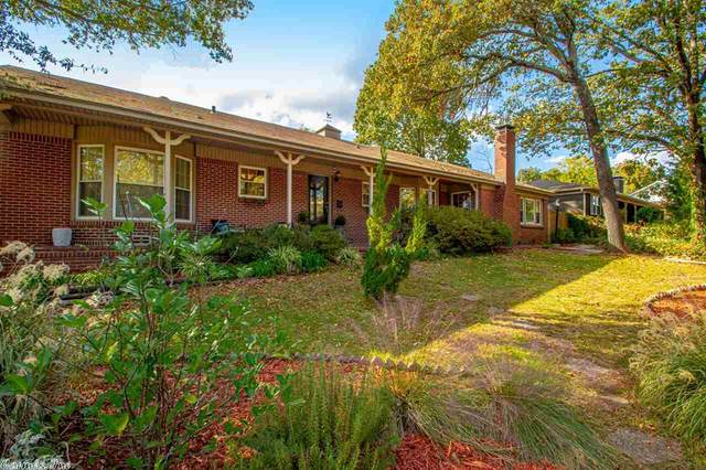 4613 Lochridge, North Little Rock, AR 72116 (MLS #20038837) :: United Country Real Estate