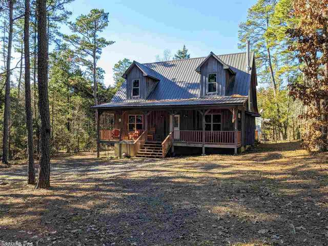 180 Oak Branch, Greers Ferry, AR 72067 (MLS #20038867) :: United Country Real Estate
