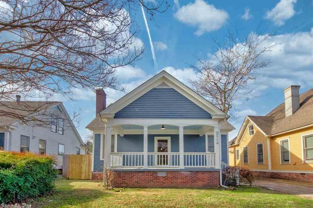 2114 Center, Little Rock, AR 72206 (MLS #20038920) :: United Country Real Estate