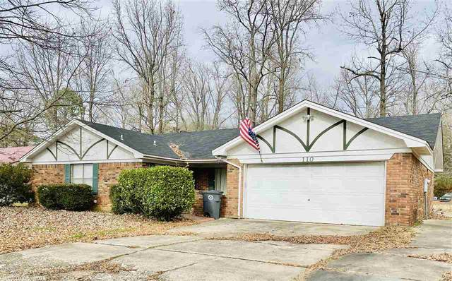 110 Indian, Searcy, AR 72143 (MLS #20038980) :: United Country Real Estate