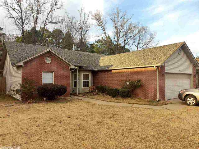 701 Hidden Forest, Bryant, AR 72022 (MLS #20039107) :: United Country Real Estate