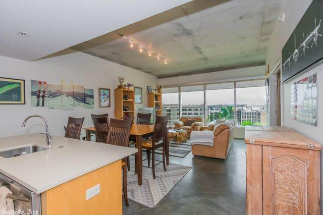 315 Rock St. #602, Little Rock, AR 72202 (MLS #21000003) :: United Country Real Estate