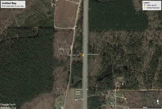 12051 N Highway 167, Sheridan, AR 72150 (MLS #21000034) :: United Country Real Estate