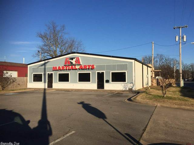 700 Harkrider, Conway, AR 72032 (MLS #21000275) :: United Country Real Estate