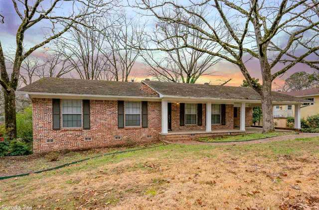 9 Pine Tree Loop, North Little Rock, AR 72116 (MLS #21000820) :: United Country Real Estate