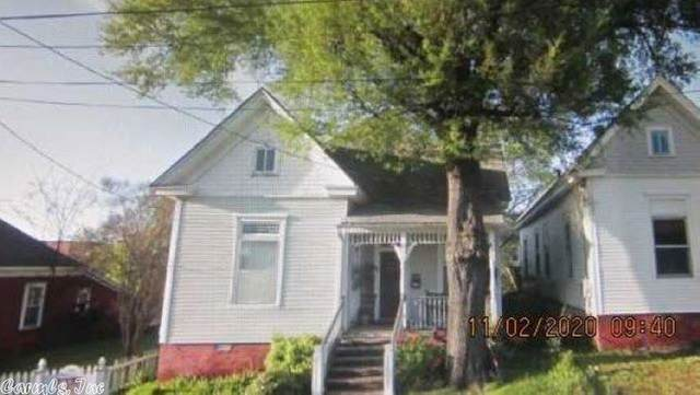 1304 W 2nd, Little Rock, AR 72201 (MLS #21000829) :: United Country Real Estate