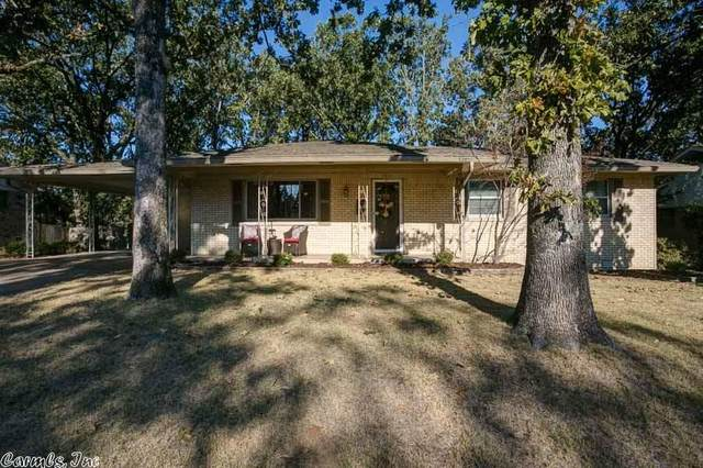 5809 Greenhurst, North Little Rock, AR 72116 (MLS #21001088) :: United Country Real Estate