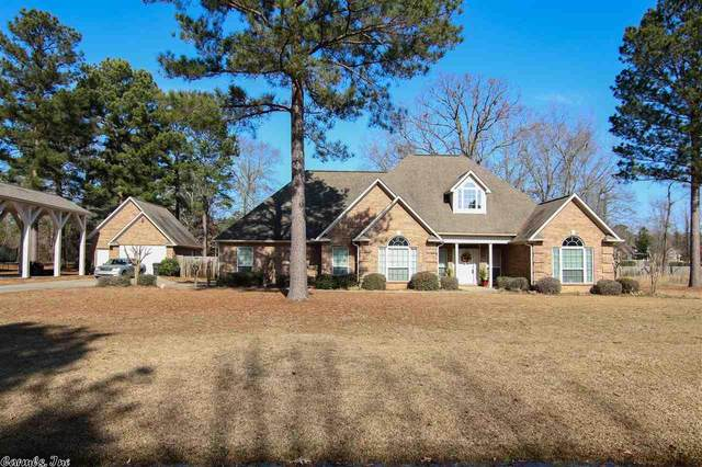 180 Shadow Dr, Texarkana, TX 75501 (MLS #21001150) :: United Country Real Estate