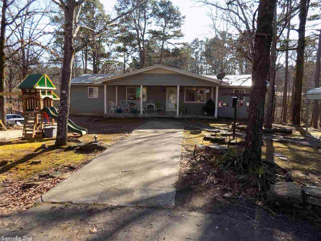 110 Cliff Court, Fairfield Bay, AR 72088 (MLS #21001172) :: United Country Real Estate