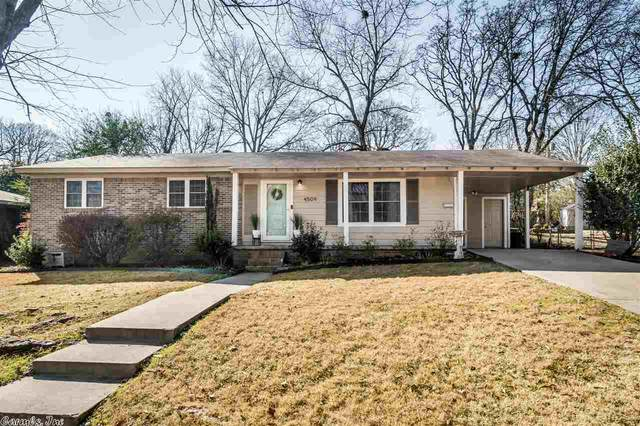 4509 Glenmere, North Little Rock, AR 72116 (MLS #21001248) :: United Country Real Estate