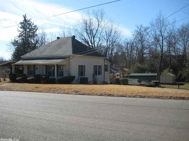 711 10th, Mena, AR 71953 (MLS #21001429) :: United Country Real Estate