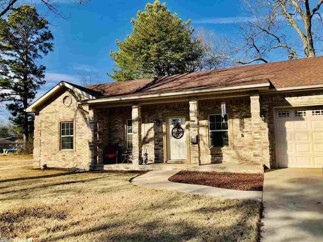324 E 5th, Lonoke, AR 72086 (MLS #21001526) :: United Country Real Estate