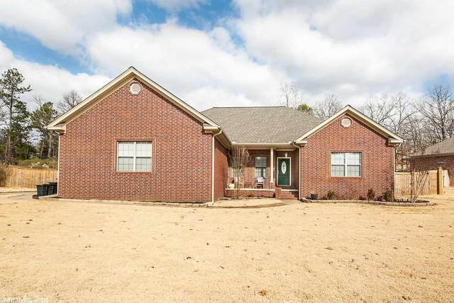 43 Gleneagle, Cabot, AR 72023 (MLS #21001533) :: United Country Real Estate