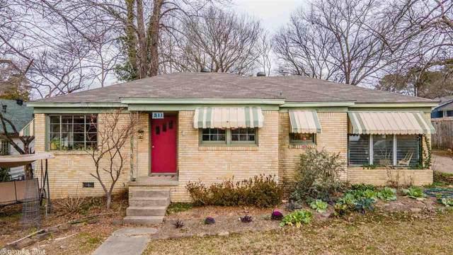 311 W Cross Street, Benton, AR 72015 (MLS #21001673) :: United Country Real Estate