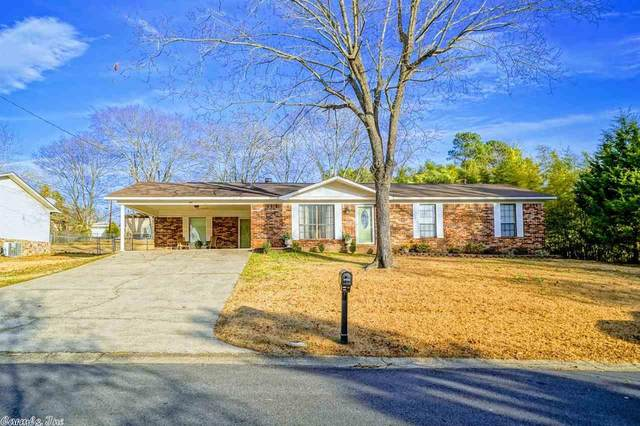 109 York, Hot Springs, AR 71913 (MLS #21001692) :: United Country Real Estate
