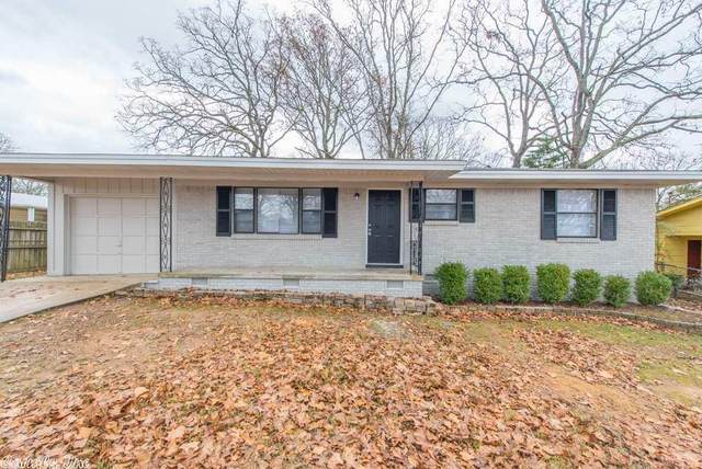 6504 Navajo Trail, North Little Rock, AR 72116 (MLS #21001937) :: United Country Real Estate