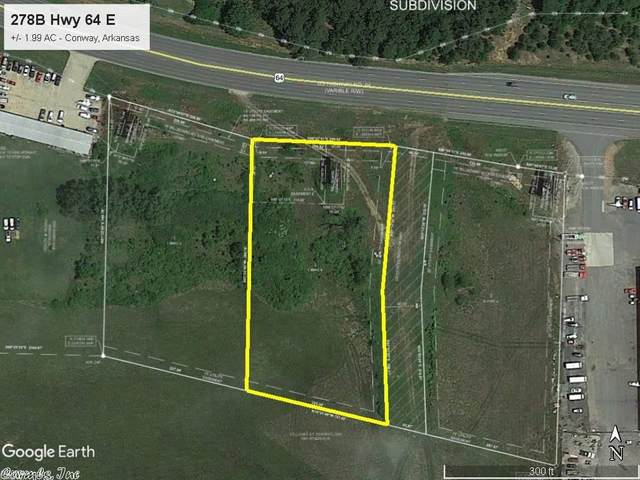 278 Hwy 64 E, Conway, AR 72032 (MLS #21002061) :: United Country Real Estate