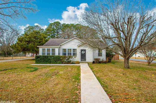 208 Lincoln, Lonoke, AR 72086 (MLS #21002098) :: United Country Real Estate
